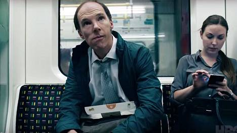 Benedict Cumberbatch esittää Dominic Cummingsia, Britannian EU-erokampanjan päästrategia elokuvassa Brexit.