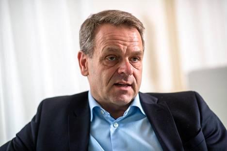 Helsingin pormestari Jan Vapaavuori luottaa kaupungin ammattilaisten kykyyn edistää kaupunkikehittämisprosesseja.