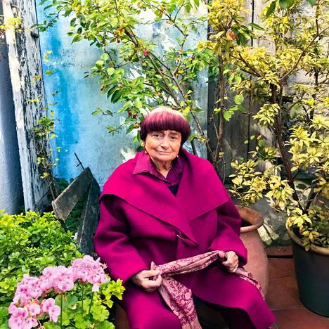 """""""Elokuvassa ja muuallakin on tärkeää tuntea ja kokea"""", sanoi ohjaaja Agnès Varda (1928–2019)."""