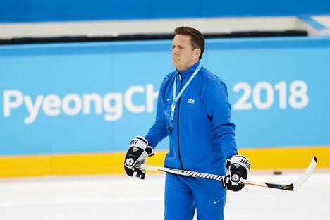 Lauri Marjamäen johtama Suomi putosi Pyeongchangissa puolivälierissä Kanadaa vastaan.