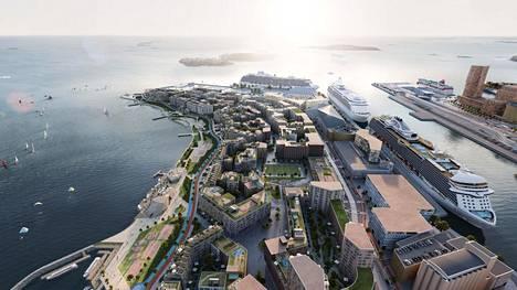 Helsingin Hernesaareen suunnitellaan uutta asuinaluetta. Rakennuttajat saavat näillä näkymin itse päättää, kuinka paljon pysäköintipaikkoja alueelle rakennetaan. Esimerkiksi Tuukka Saarimaa uskoo, että sääntelyn purkaminen saattaa lisätä rakentamista ja sitä kautta mahdollisesti laskea asumisen hintaa Helsingissä.