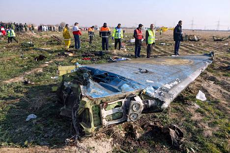 Iran ampui vahingossa matkustajakoneen alas tammikuun alussa pian nousun jälkeen. Onnettomuudessa kuoli yli 170 ihmistä.