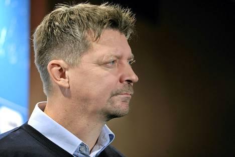 Jukka Jalonen (kuvassa) valitsi Leijoniin kaksi ensikertalaista: KalPan maalivahdin Mikko Koskisen ja JYPin laitahyökkääjän Harri Pesosen.