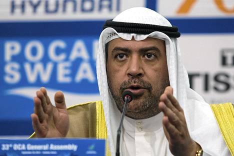 Ahmad Al-Fahad Al-Sabah kaipaisi vaihtoehtoja kesäolympialaisten järjestämisajankohdaksi.