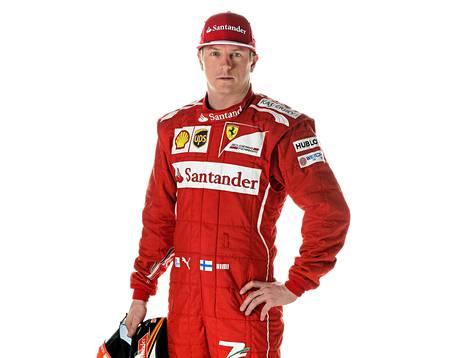Kimi Räikkönen osaa antaa tarkan raportin autonsa käyttäytymisestä.
