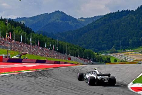 Nykysuunnitelman mukaan Valtteri Bottas ja muut F1-kuljettajat ajavat heinäkuussa Itävallan Spielbergin komeissa maisemissa kaksi osakilpailua ilman yleisöä.