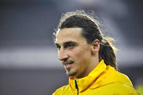 Zlatan Ibrahimovic on Ruotsin maajoukkueen vaarallisin ase.