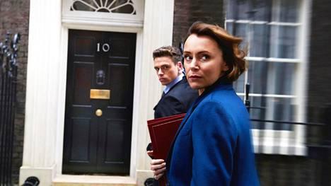 David Budd (Richard Madden) määrätään sisäministeri Julia Montaguen (Keeley Hawes) henkivartijaksi.