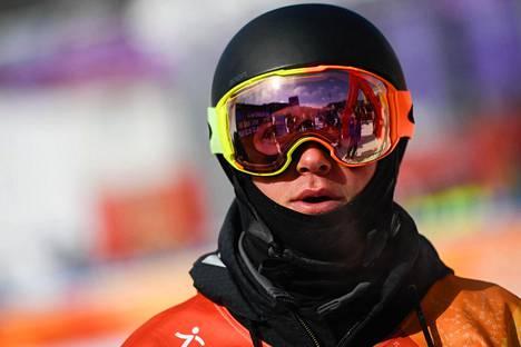 Mark McMorris laski pronssia slopestylessa.