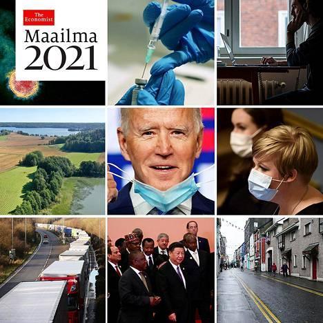 Maailma 2021 -julkaisu ilmestyy toista kertaa suomeksi.