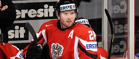 Thomas Vanek on Itävallan NHL-tähti.