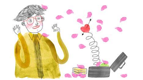 Pienillä rakkauden teoilla voi olla iso vaikutus.