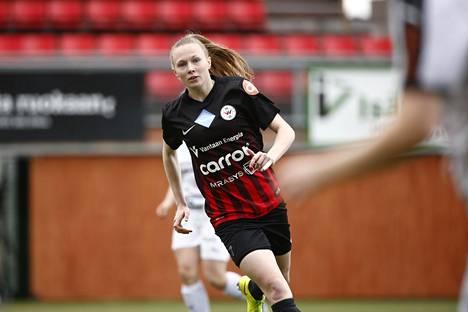 Sanni Franssi palasi heinäkuun alussa PK-35 Vantaan riveihin sveitsiläisestä FC Zürichistä.