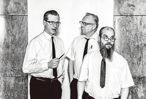 Melrose, eli Tokela (vas.), Roger ja Jami, palasi studioon kolmentoista vuoden levytystauon jälkeen.
