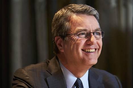 Maailman kauppajärjestön WTO:n pääsihteeri Roberto Azevêdo vierailee parhaillaan Suomessa.