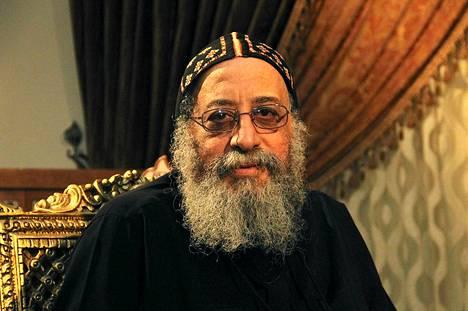 Piispa Tawadros valittiin Egyptin koptilaisen kirkon johtajaksi.
