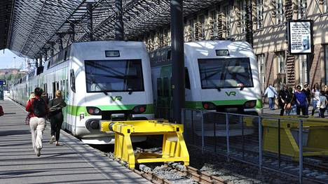 Veturimiesten liiton poliittinen mielenilmaus pysäyttää lähi- ja kaukojunaliikenteen maanantaina 14. elokuuta kello 18.