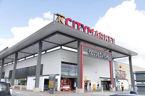 Eurojackpotin päävoitto pelattiin Loimaan K-citymarketissa.