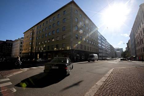 Helsingin Alppiharjussa sijaitseva Vaasankatu omistettiin kevyelle liikenteelle kesällä 2013.