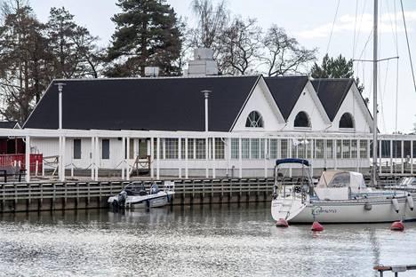 Espoon merenkävijöiden pavilijonkiin aukeaa kesäkuussa Sikke Sumarin ravintola.