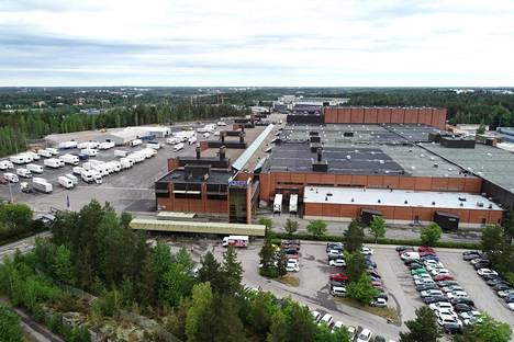 Keskon varasto Vantaalla lisää Vanhan Porvoontien rekkaliikennettä entisestään.