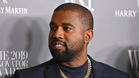 Kanye West ei aio luovuttaa vaan suuntaa katseensa seuraavaksi vuoden 2024 vaaleihin.
