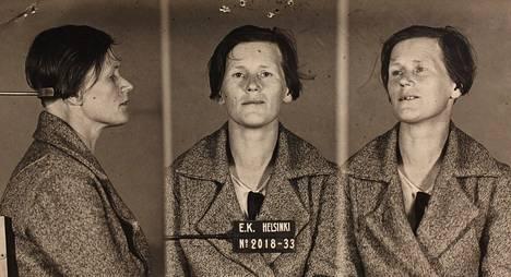 Martta Koskinen sai kuolemantuomion kommunistien maanalaisesta toiminnasta Neuvostoliiton hyväksi.