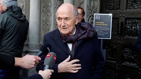 Sepp Blatter toimi Fifan puheenjohtajana vuosina 1998–2015 ja sitä ennen liiton pääsihteerinä.