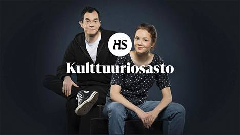 Äänessä ovat Arla Kanerva ja Juho Typpö.