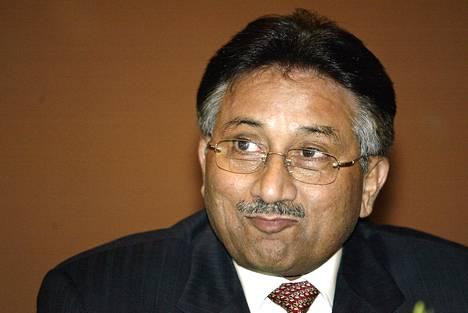 Pervez Musharraf kävi Suomessa virallisella vierailulla heinäkuussa 2004.