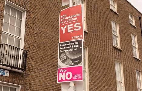 Toukokuussa Irlannissa järjestetyssä kansanäänestyksessä abortin laillistamista kannatti 66,4 prosenttia äänestäjistä.