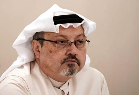 Kolumnisti Jamal Khashoggi murhattiin 59 vuoden iässä 2. lokakuuta 2018 Saudi-Arabian konsulaatissa Istanbulissa Turkissa.