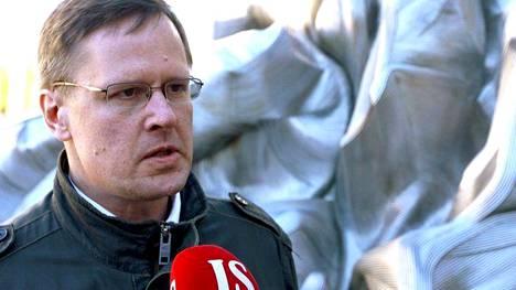 Jukka Wallin (ps) jättää Helsingin maahanmuutto- ja kotouttamisasioiden neuvottelukunnan.
