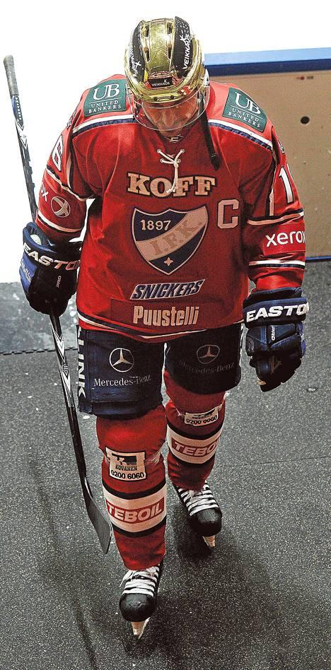 Ville Peltosen ura päättyi apeissa tunnelmissa, samoin HIFK:n tämän kauden pelit.