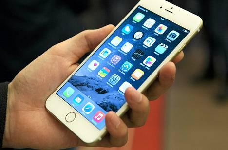 Applen mobiililaitteen voi kaataa haittaviestillä.