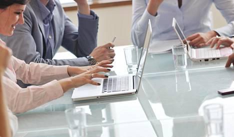 Hyvällä kokouksella on tarkka tavoite ja aikataulu.