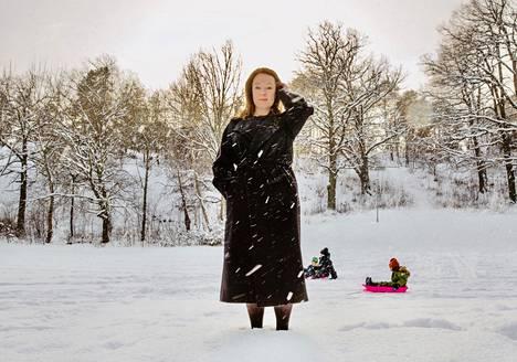 Vattenfallin tavoitteena on muuttua fossiilittomaksiyhtiöksi yhden sukupolven aikana, Anna Borg sanoo.