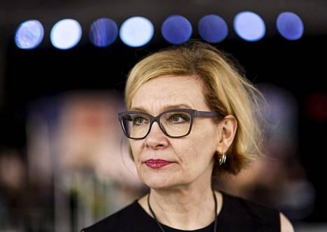 Sisäministeri Paula Risikko.