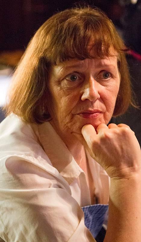 Syken pääjohtaha Lea Kauppi