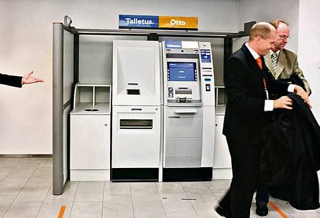 Talletusautomaatti Op