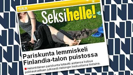 Ruutukaappaus Ilta-Sanomien nettiarkistosta.