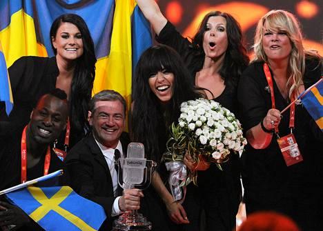 Ruotsin Euroviisut