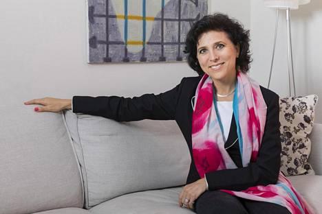 Madeleine Onne on hallituksen valinta Kansallisbaletin taiteelliseksi johtajaksi.