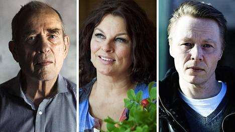 Jörn Donner, Satu Silvo ja Mikki Kauste