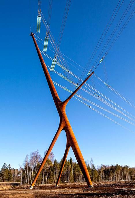 Soorebane voitti kantaverkkoyhtiö Eleringin ja Viron arkkitehtiliiton vuonna 2016 julkistaman suunnittelukilpailun. Se on 45 metriä pitkä ja painaa 38 tonnia, ja sen elinkaaren on arvioitu kestävän ainakin 50 vuotta.