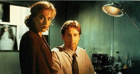 Mulder ja Scully, jälleen yhdessä!