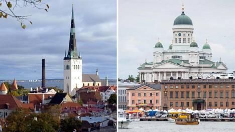 Uusi laskelma  Tallinnan ja  Helsingin välisen rautatietunnelin kannattavuudesta julkaistiin keskiviikkona.