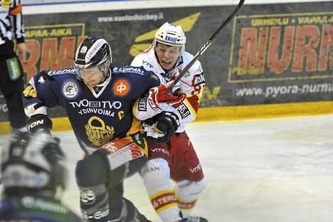 Otto Honkaheimo ja Joonas Rask liittyvät HIFK:n riveihin.