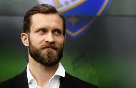 Hannu Patronen on ensi kaudella HIFK:n pelaaja sekä urheilutoimenkehittäjä.