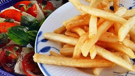 Perinteinen ja terveellinen ruokavalio on Välimeren alueella vaihtunut tuhdimpiin vaihtoehtoihin, kuten roskaruokaan.